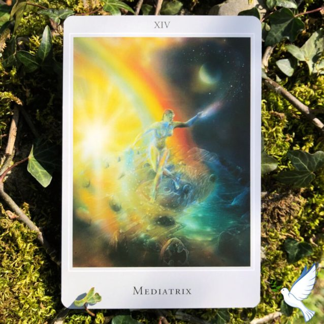 what is angelic tarot
