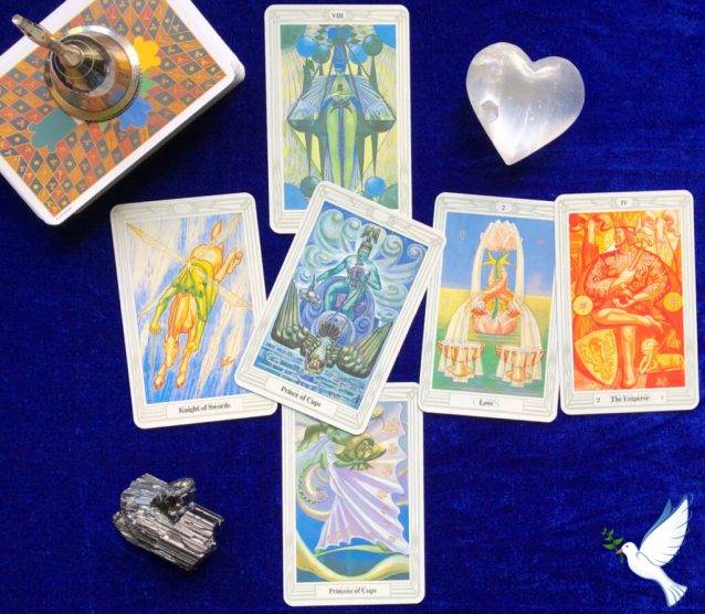 New Moon in Cancer Spirit Tarot Reading for the Collective