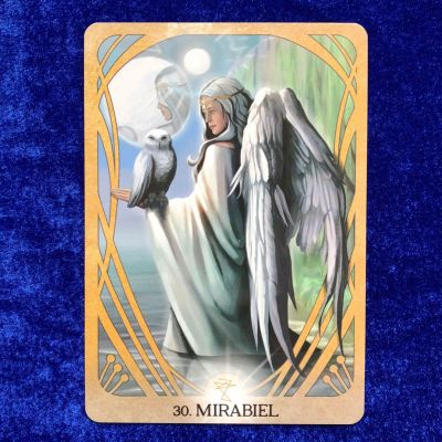 Individual Archangel Fire Oracle Messages for the Week Ahead - Card 2