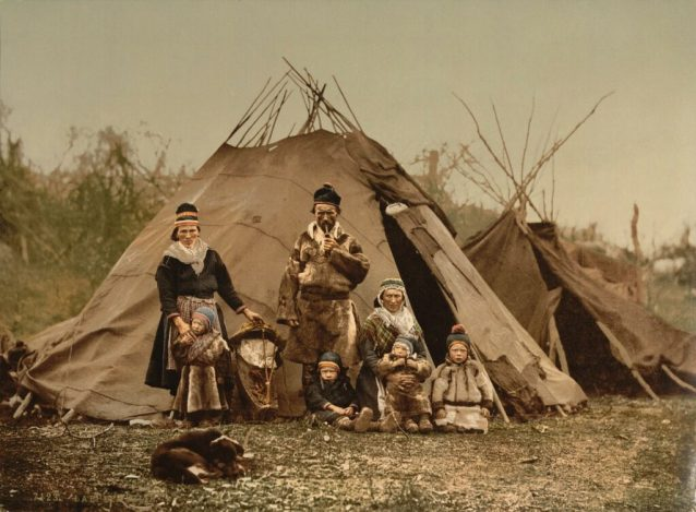 Sámi ancestral collective
