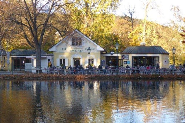 Baden Kurpark Helenental Rosarium Angelos Touren