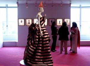 2013 Schiaparelli collection by Christian Lacroix da / from www.corbis.it