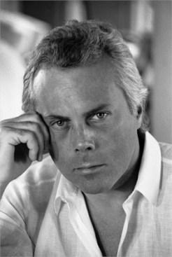 Giorgio Armani portrait, 1979 da/from www.vogue.it