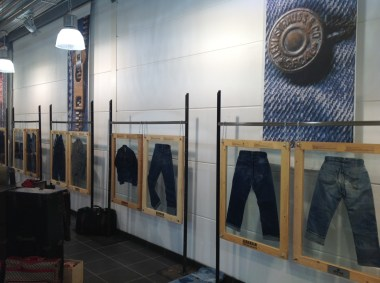 A.N.G.E.L.O. JEANS HISTORY EXHIBITION 1