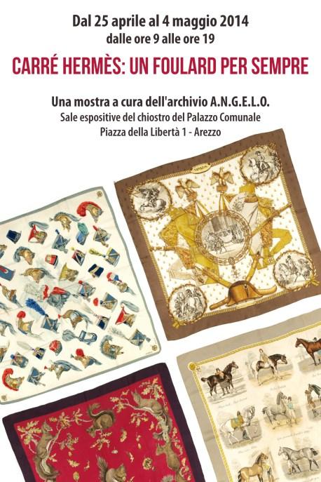 ANGELO cartolina Arezzo