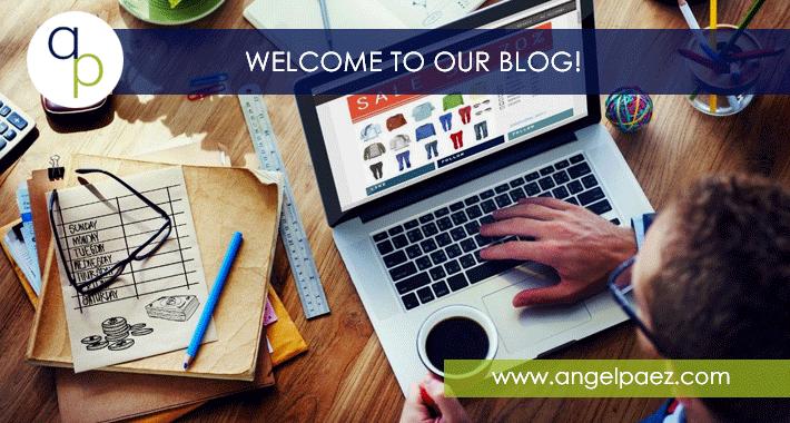welcome to the ángel páez blog