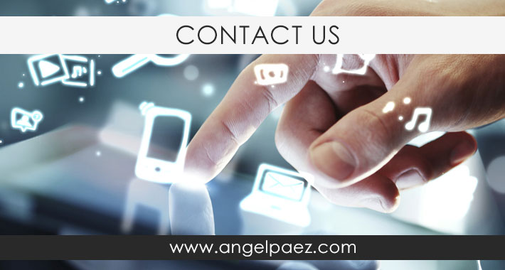 contact us at angel paez