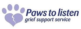 Paws to listen logo