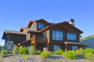 Breathtaking Jordanelle and Mountain Views: 5 minutes from Park City in Hideout Canyon