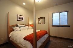 bedroom lower level