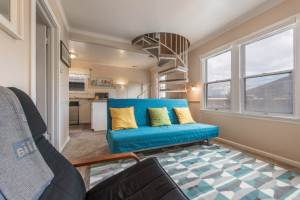 Wonderful furnished 2 bed/2 bath in Victoria Village – the heart of downtown Park City