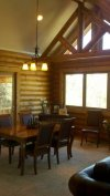 Vaulted Dining