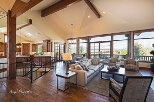 Luxury Lease – Striking Mountain Modern Promontory Retreat.  4BD/3.5BA/4,471 sq/ft.  Available for 3 Months Lease OR More