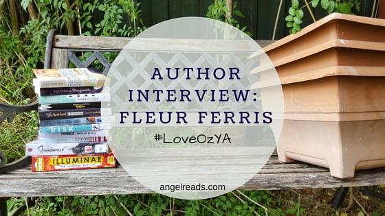 #LoveOZYA Author Interview: Fleur Ferris