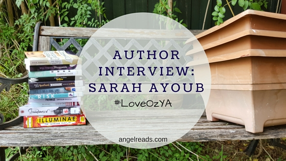#LoveOZYA Author Interview: Sarah Ayoub