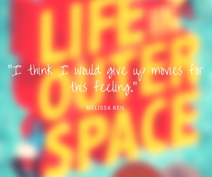 Life in Outer Space Quote 1