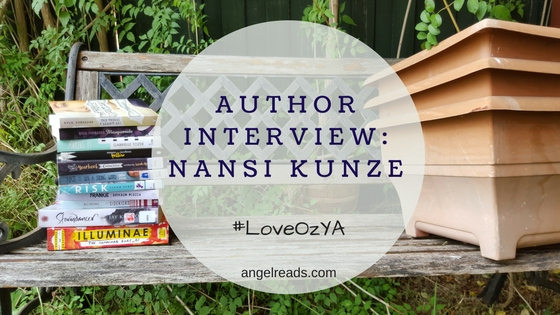 #LoveOzYA Interview:  Nansi Kunze