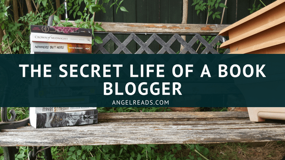 The Secret Life of a Book Blogger