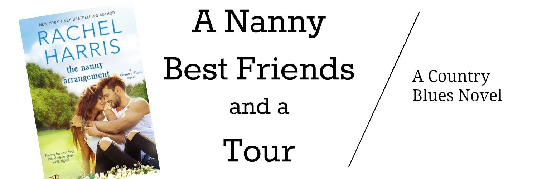 Book Review: The Nanny Arrangement by Rachel Harris