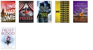 2017 Read Books 1