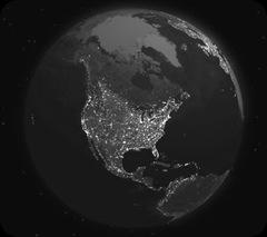SatelliteMapOfAmerica