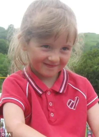 Child porn addict Mark Bridger abducted and killed the five-year-old April Jones in 2012