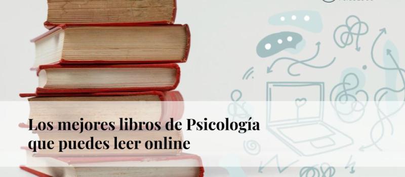 Los mejores libros de Psicología que puedes leer online