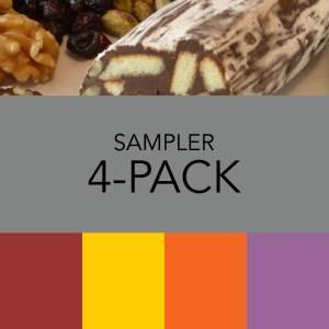 Angels Food Sampler 4-Pack