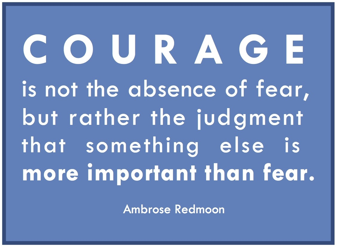 The Courage to Teach – Rather Than Test