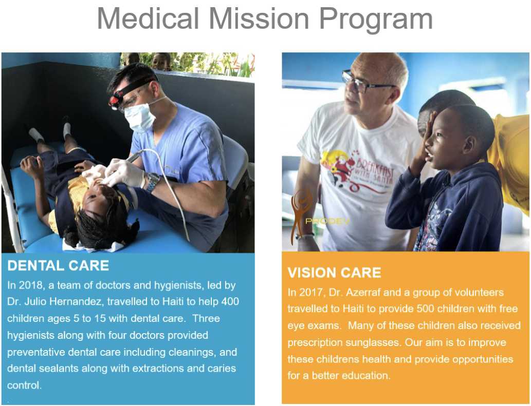 mediacl mission program