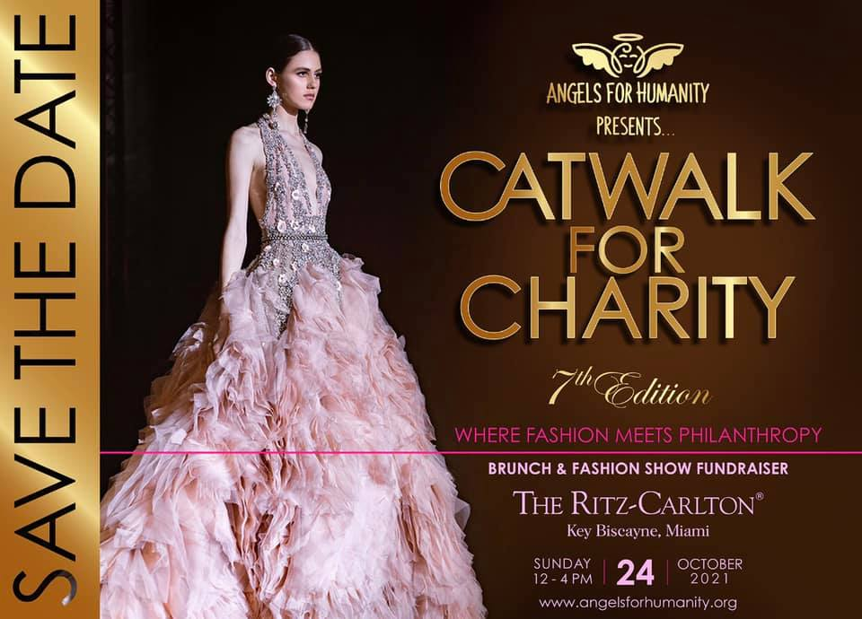 Angels For Humanity - Catwalk For Charity 7th Edition