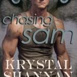 Review: Chasing Sam (Vegas Mates, #1) by Krystal Shannan
