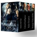Review: Immortal Ops Box Set (Immortal Ops, #1-4) by Mandy M. Roth