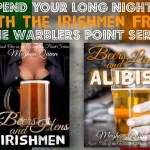 Series Blitz: Warblers Point by Meghan Quinn