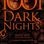 Review: Silent Bite: A Scanguards Wedding (1001 Dark Nights) (Scanguards Vampires #8.5) by Tina Folsom