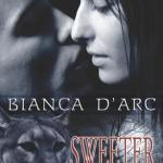 Review: Sweeter Than Wine (Brotherhood of Blood, #4) by Bianca D'Arc