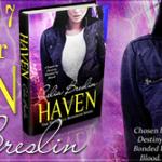 Book Spotlight: Haven (Tranquilli Bloodline #1) by Celia Breslin ~ Excerpt