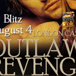 Author Guest Post: London Casey (Outlaw Revenge Book Tour)