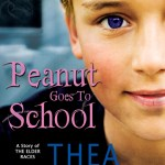Cover Reveal: Peanut Goes to School by Thea Harrison