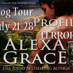 Book Spotlight: Profile of Terror (Profile, #2) by Alexa Grace ~ Excerpt + Giveaway