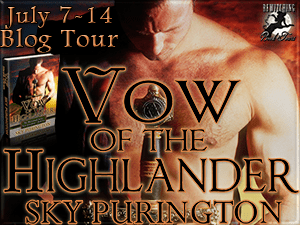 Vow of the Highlander Button 300 x 225