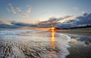 Emerald Isle_NC_Sunset