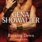 Review: Burning Dawn (Angels of the Dark, #3) by Gena Showalter