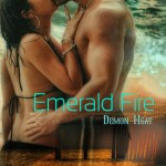 Review: Emerald Fire (Demon Heat, #2) by Valerie Twombly