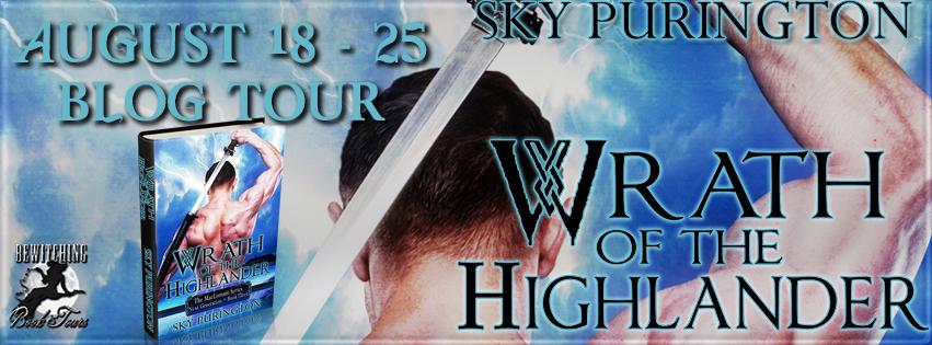 Wrath of the Highlander Banner 851 x 315