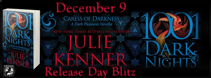 Caress of Darkness - 1001 Dark Nights - Banner 851 x 315