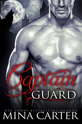 The Captain of the Guard Cover MC SS