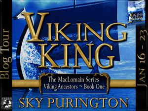 Viking King Button 300 x 225