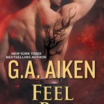 ARC Review: Feel the Burn (Dragon Kin #8) by G.A. Aiken