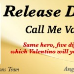 Release Day Blitz: Call Me Valentino: One Hero, Different Worlds